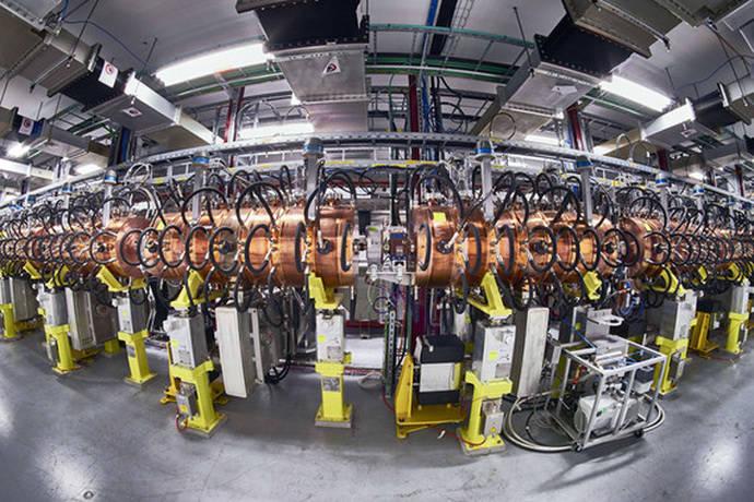 El CERN inaugura un nuevo acelerador de partículas