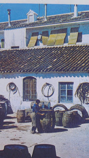 Oficios extinguidos en Valdepeñas (cuberos o toneleros)