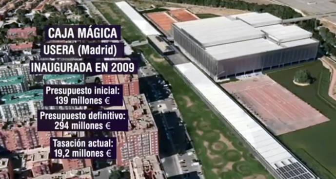 Madrid denuncia en la Fiscalía el acuerdo que firmó Gallardón con los organizadores del Open de tenis