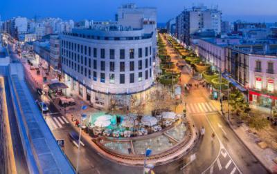 Centro comercial del centro de Almeria