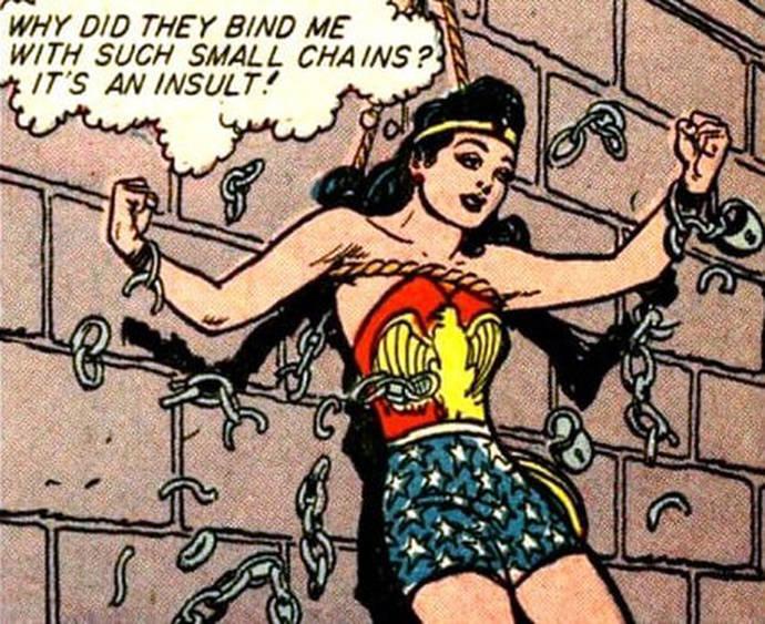 Feminismo, 'bondage' y superhéroes: el insólito origen de Wonder Woman