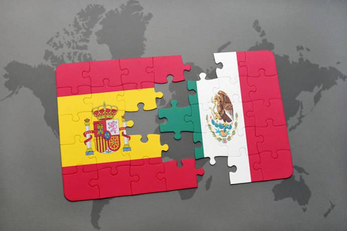 Ciencia mexicana con acento español