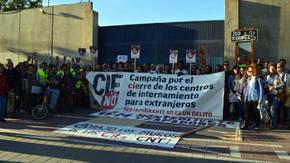 Plataforma por el cierre de los CIEs de España en @RadioPressenza