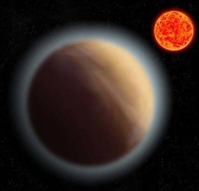 Detectada la atmósfera en un exoplaneta similar a la Tierra