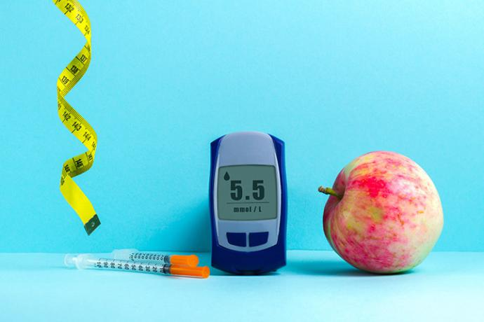 El 40% de los diabéticos son mayores de 65 años