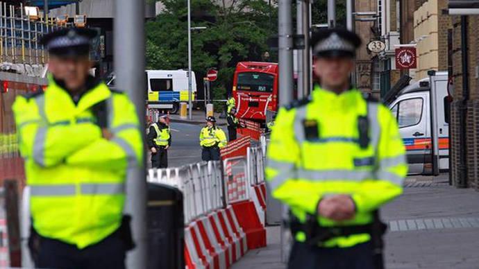 ATENTADO TERRORISTA EN LONDRES