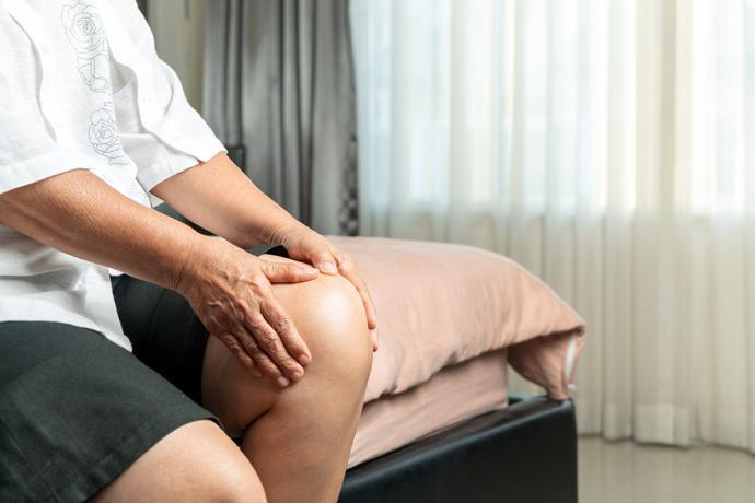 Vivir con dolor de rodillas