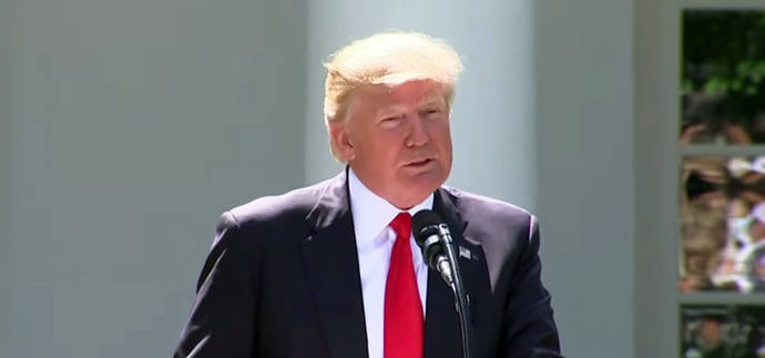 El mundo se une contra la marcha de Trump del pacto climático