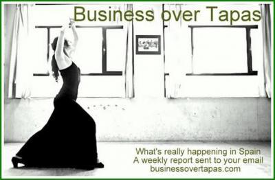 Business over Tapas (Nbr 384)