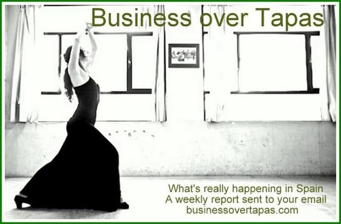 Business over Tapas (Nbr 393)