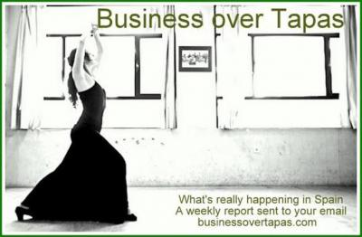Business over Tapas (Nbr 350)