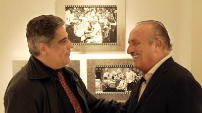 """Jaime Mestres Estartús: """"Cine Negro Americano"""" llevado a la pintura en la galería David Bardía"""