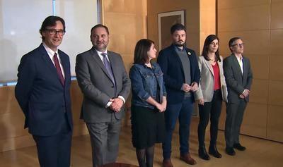 ERC sigue en el 'no' a Sánchez tras la primera reunión, pero mantiene abierta la negociación con el PSOE