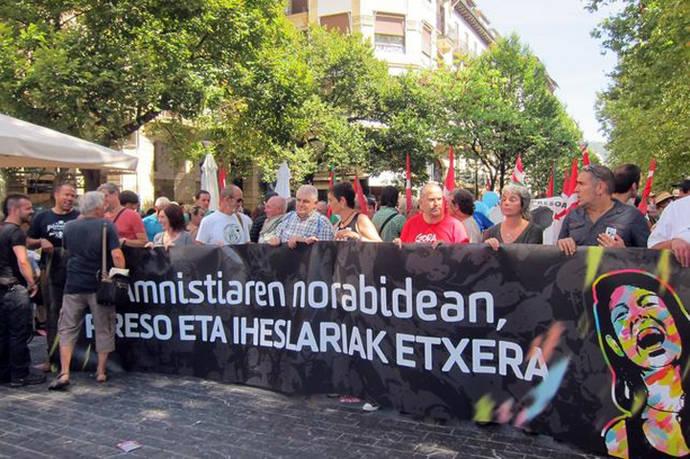 Los presos de ETA aceptan mayoritariamente la legalidad penitenciaria