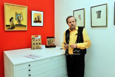 """Pedro Grifol, artista multidisciplinar presenta """"LUDUS"""" (Lo Divertido Que Es Vivir)"""