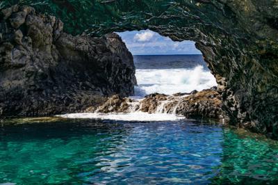 El Hierro - El Charco Azul (Foto) Turismo de Tenerife