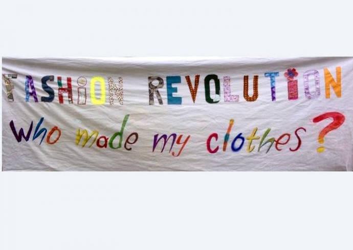 Fashion Revolution: la eco-responsabilidad de la moda avanza a pasos agigantados