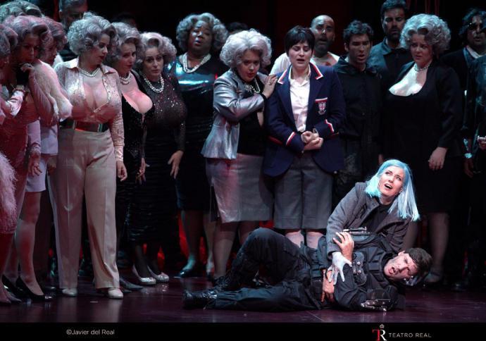 Faust, nueva temporada en el Teatro Real