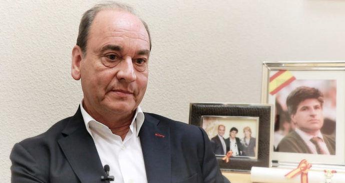 Fernando Martínez-Vidal, uno de los 4 concejales de VOX en el Ayto. de Madrid.