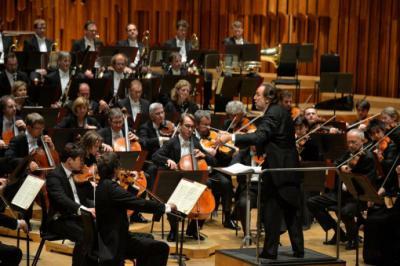 La Gewandhausorchester Leipzig