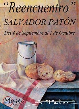 Salvador Patón, expone su obra en el marco incomparable del museo Austión Tirado, Molino Goethe