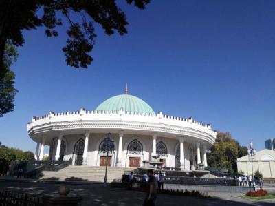 24ª Feria Internacional de Turismo de Tashkent en Uzbekistán. Ruta de la Seda