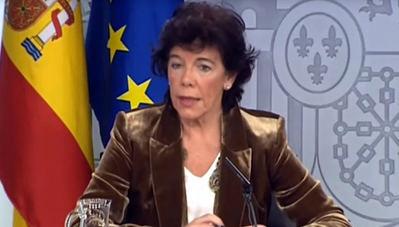 El Gobierno abre la puerta a retrasar la investidura de Sánchez si no logra el apoyo de ERC en diciembre
