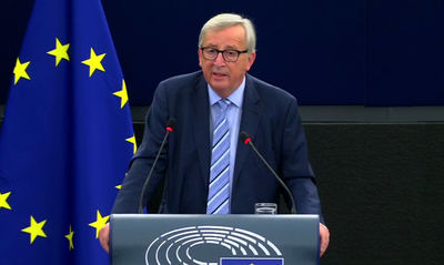 El adiós de Juncker: una UE marcada por el portazo a los refugiados, la crisis de Grecia y el Brexit