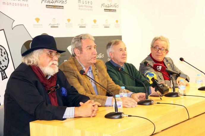 Conferencia y exposición sobre la obra de Fernando Peña Corchado (Leodegario)