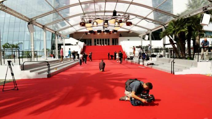 El gusto por la alfombra roja, el festival de Cannes que no vemos en la televisión