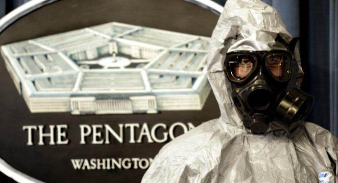 Más sobre guerra genética: laboratorios secretos del Pentágono en Georgia