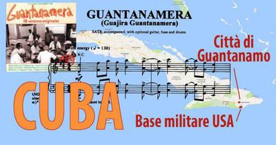 Guantanamera, una canción por la libertad y la justicia social