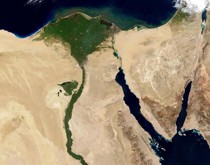 Egipto: el espíritu del río Nilo