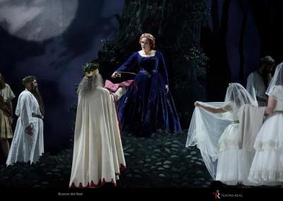 """""""Norma"""" de Vicenzo Bellini en el Teatro Real de Madrid"""
