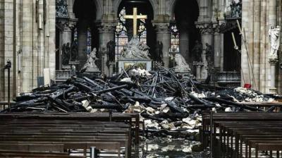 Salvemos Notre Dame…