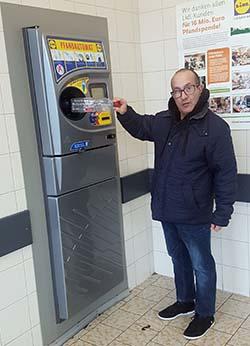 Reciclar en Alemania: 'Pfanp'