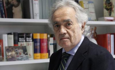 Alfredo Fraile, ex manager de Julio Iglesias