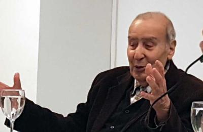Ángel Las Navas Paghán (Foto. Alexandra Alvarado)