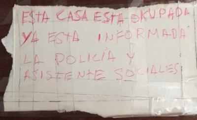 """La grave lacra de la """"okupación"""" en España"""