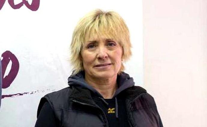 Pilar Baeza Maeso (Candidata a la Alcaldía del Ayuntamiento de Ávila en las Elecciones Municipales)