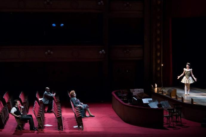 El Teatro Real de Madrid presentó una espléndida temporada 2020-2021
