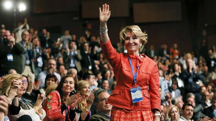 El PP desvió dinero público para pagar a Azúcar Moreno en un mitin de Aguirre, Rajoy y Gallardón