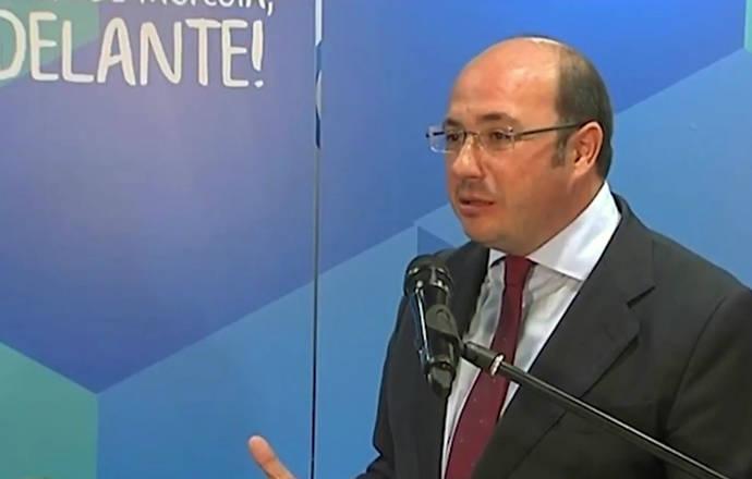 El PP fuerza la dimisión del presidente de Murcia tras las acusaciones del juez de la Púnica