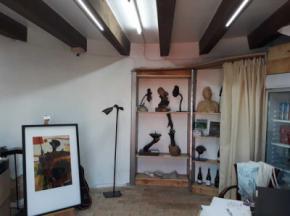 Planta baja del molino Goethe, convertiodo en Estudio- Museo