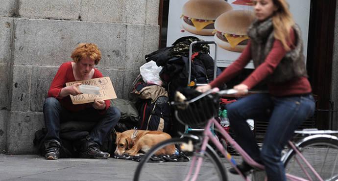 La desigualdad de la riqueza en España se ha doblado en 12 años