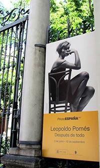 Exposición: Leopoldo Pomés 'Después de todo'-After it all