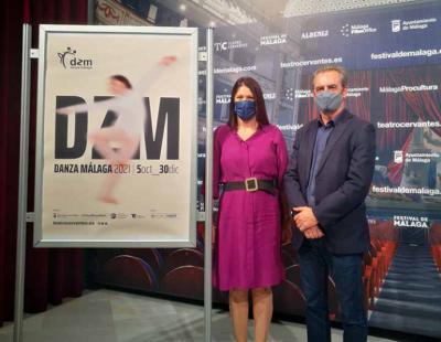 Los teatros municipales de Málaga completan su cartel de 2021