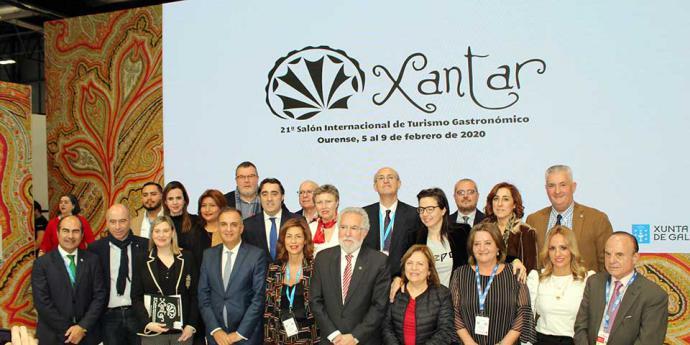 La Feria Xantar apoya la candidatura Ribera Sacra a Patrimonio Mundial de la UNESCO