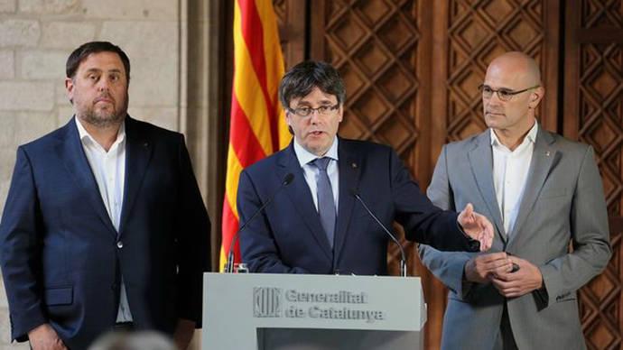 Junqueras y Romeva asumirán la compra de urnas para el referéndum