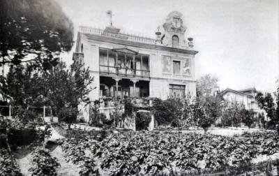 Residencia de Galdós en Santander.j